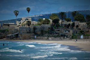 Israel travel - sea