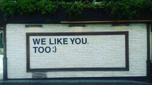 Tel Aviv, we like you too