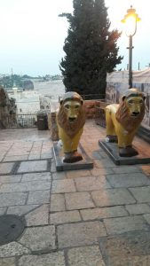 The Temple Institute in old Jerusalem