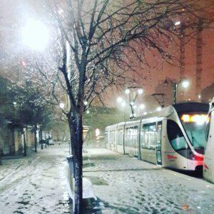 The wintertime In Jerusalem