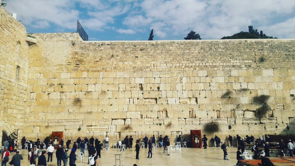 A Tour Around The Western Wall