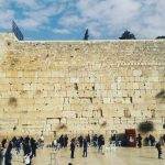 The Western Wall Of Old Jerusalem